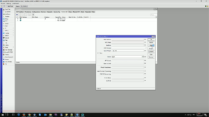 Konfiguracja Capsmana w oparciu o Access List